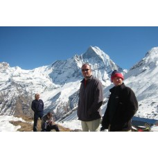 Annapurna Sanctuary & ABC Trek